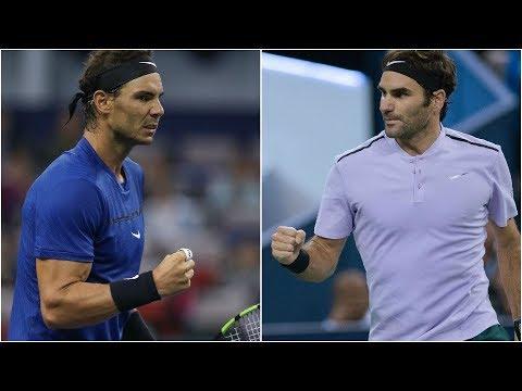 Nadal 0-2 Federer (4-6)(3-6) Final Masters 1000 de Shanghai   audio e información