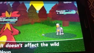 Blocco Di Pokemon Bronzo ROBLOX MY SYLVEON LEARNED MOON BLAST! :3
