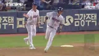 오재일 홈런 모음 2019시즌 (11~21호 홈런)