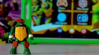 Черепашки Ниндзя игрушки и детский планшет от TurboKids. Обучение в радость