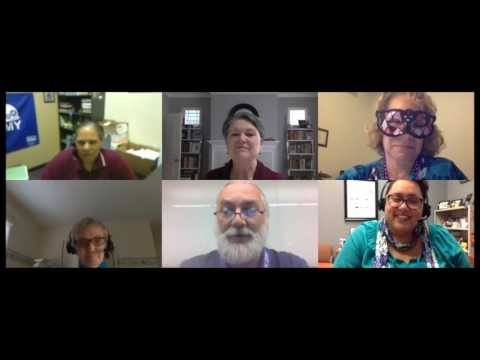 MERLOT Teacher Education Board talks OLC Innovate 2017