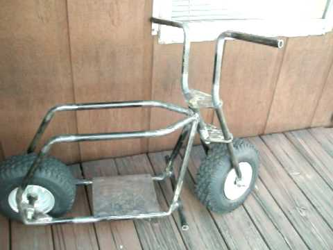 lil indian mini bike under construction 50 complete
