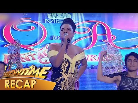 It's Showtime Recap: Contestants in their wittiest and trending intros - Fantastictakan