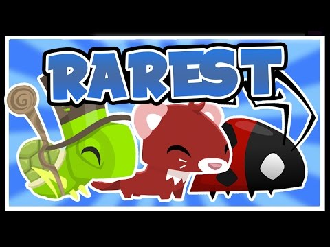 Top 10 Rarest Pets in Animal Jam