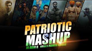 The Patriotic Mashup(2019) | Independance day special | Dj ABHI B | NAMAN KUMAR