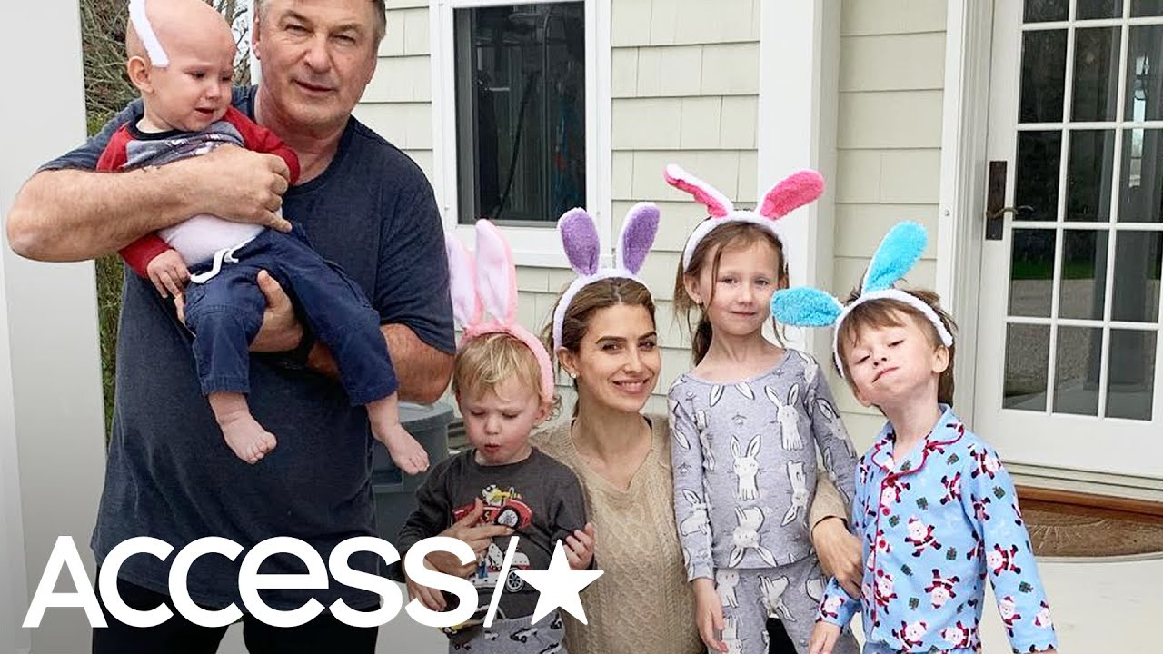 Hilaria Baldwin And Alec Baldwin Are Expecting Their Fifth Child