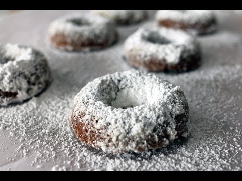 MAKING THE BEST GLUTEN FREE & VEGAN DONUTS!