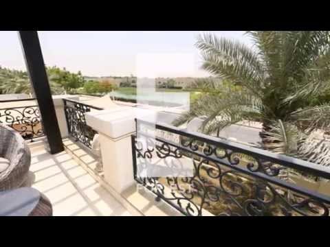 Lake View | Private Pool | 6 BR + Maid's | Emirates Hills