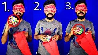 जादू से RUBIK'S CUBE - solve करना सीखे | RUBIK'S CUBE solved by magic in Hindi