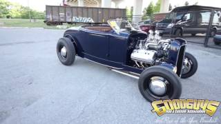 Goodguys 2016 Tanks Inc Hot Rod of the Year finalists