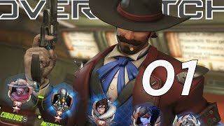 OVERWATCH 001 - MCCREE IS MY FAVORITE