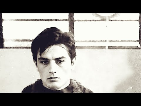 Alain Delon - The Kiss  ('El Beso' by Pablo Alborán) with lyrics