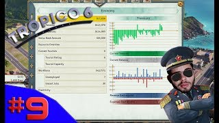 FINALMENTE SAÍMOS DA FALÊNCIA - Tropico 6 #9 - (Gameplay/PC/PT-BR) HD