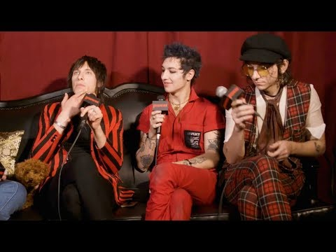 Palaye Royale's Coffee-Throwing Arrest Explained