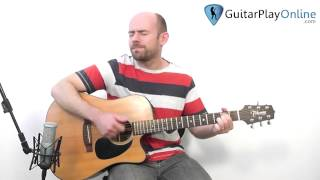 Ticket to ride (Beatles) - Acoustic Guitar Solo Cover (Violão Fingerstyle)