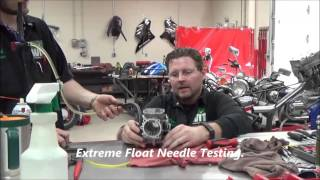07 accelerator pump testing and kickstand test part 2