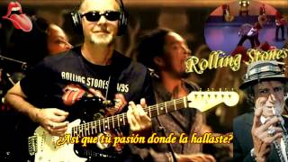 She Was Hot live Subtitulada Español Rolling Stones & RollingBilbao Guitar cover HD.wmv