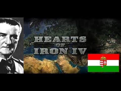 Hearts of Iron IV - Fascist Hungary (mod) 1