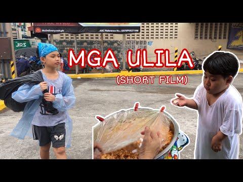 MGA ULILA (SHORT FILM)||SAMMY MANESE||