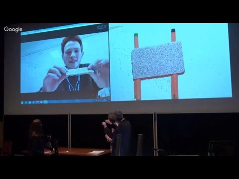 #1BMechanics Lecture with Dr Hugh Hunt & Andrew Smyth ...