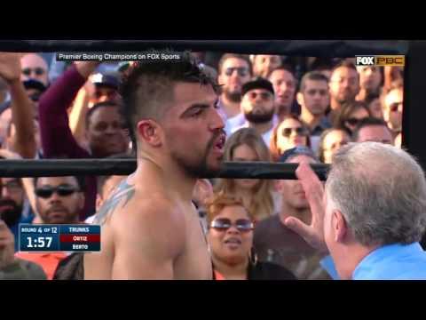 Berto gets revenge on Ortiz with KO