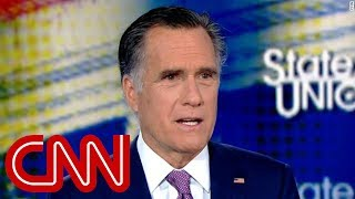 Mitt Romney: I don't think impeachment is the right way to go