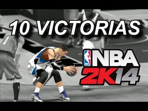 10 victorias, un comienzo (#1)   NBA 2K14 con Kevin Owen