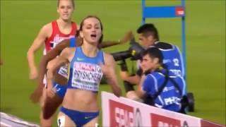 Українка Наталія Прищепа виборола золоту нагороду на чемпіонаті Європи з легкої атлетики!
