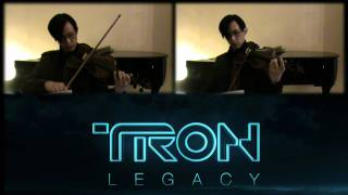 Adagio for Tron, Violin Duet (Daft Punk)