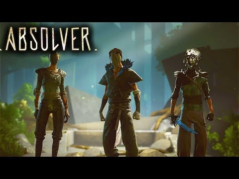 Absolver - The Imperial Tower! (Online Martial Arts RPG Multiplayer Coop) Absolver Gameplay Part 5