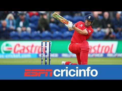 England reach the ICC Champions Trophy Semi-Final | Switch Hit
