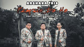 Download lagu ARGHANA TRIO - PEMAIN DO HO || LAGU BATAK TERBARU 2021 ( OFFICIAL MUSIC VIDEO )
