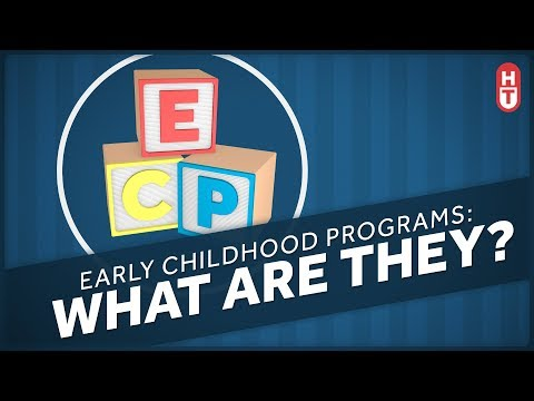 Early Childhood Interventions. What Are They?