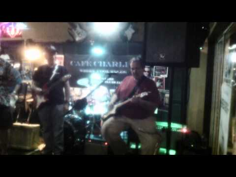 Cafe Charlie Blues Jam - 3-16-15 - Set 3