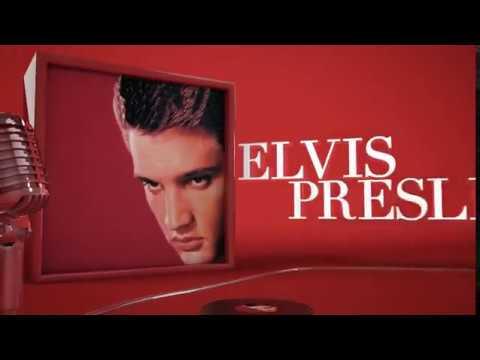 The 50 Greatest Hits -Elvis Presley 2017 rerelease TV advert