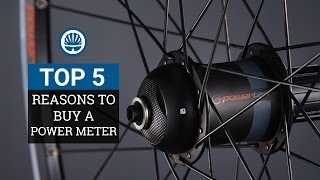 Top 5 - Reasons To Buy A Power Meter