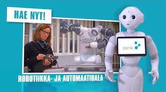 Hae nyt – Robotiikka- ja automaatioalan muuntokoulutus