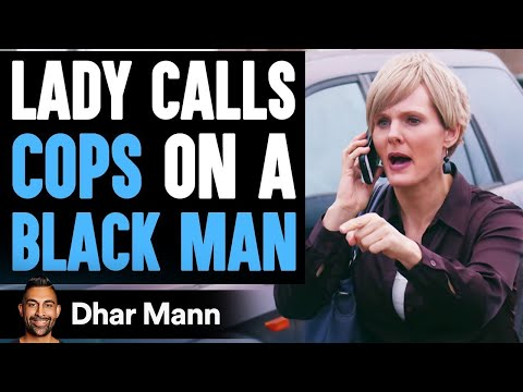 Lady Calls Cops On Black Man Who Has 2 Bikes, Instantly Regrets It | Dhar Mann