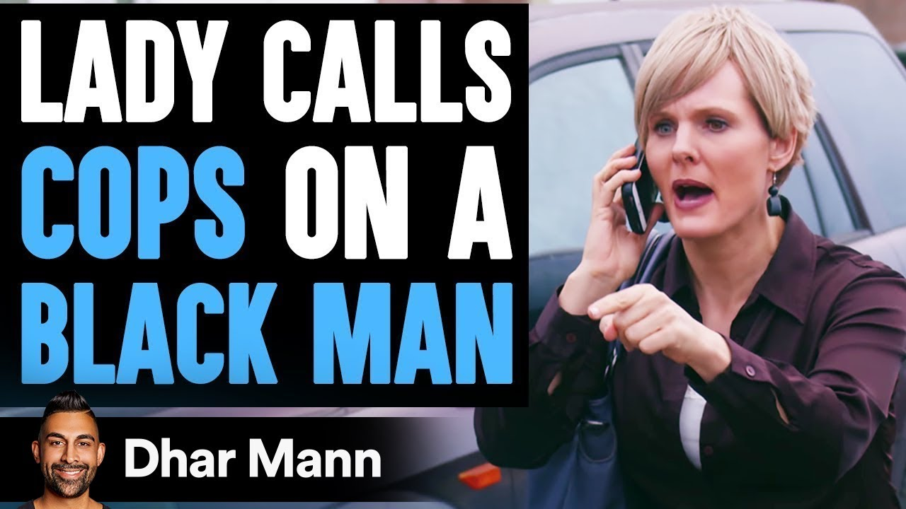 Download Lady Calls Cops On Black Man Who Has 2 Bikes, Instantly Regrets It   Dhar Mann