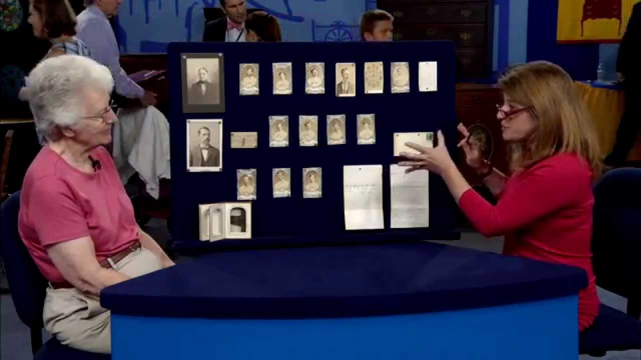 Million Dollar Boston Red Stockings Baseball Archive Antiques Roadshow
