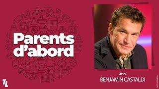 PODCAST Parents d'abord - Flavie Flament, le Loft, ses divorces... Benjamin Castaldi se confie !