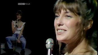 Download lagu Jane Birkin - Di Doo Dah - Russell Harty Show 1973