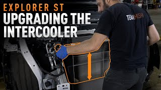 homepage tile video photo for Ford Explorer ST | Upgrading the Intercooler