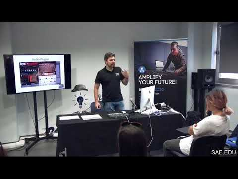 """""""Music Production w/ Digital Audio Workstation"""" 