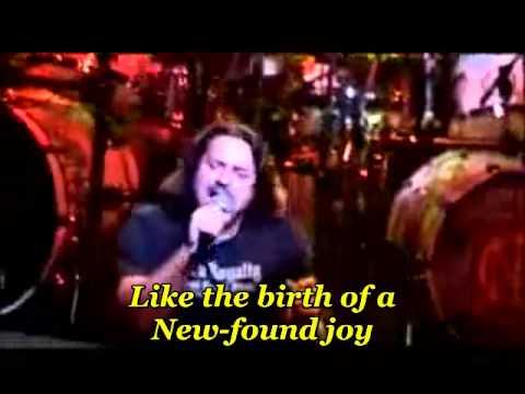 Dream Theater - Cemetery gates ( Pantera Cover ) - with lyrics