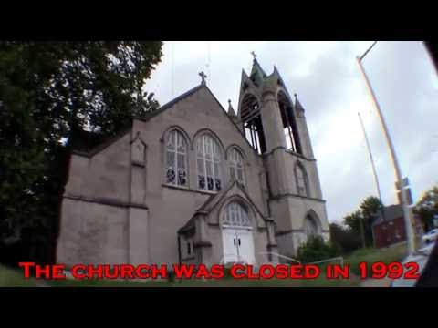Crazy Find 107 yr. Old Cathedral Full Of Stuff Left Behind