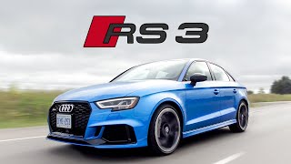 2018 Audi RS3 Review - The Best Hot Hatch... That Isn