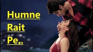 HUMNE RAIT PE Tony Kakkar & Neha Kakkar HUME TUMSE PYAAR KITNA Lyrics Bollywood Songs 2019