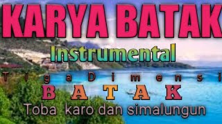 INSTRUMEN LAGU BATAK VERSI TERBARU 2019 ( toba-karo-simalungu  n )
