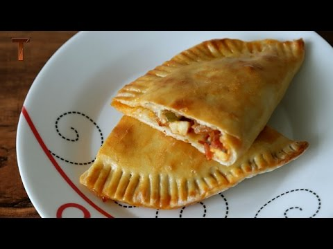 Calzone - Easy To Make Italian Recipe By Teamwork Food